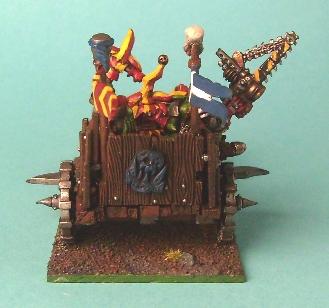 Avian - Goblin Characters